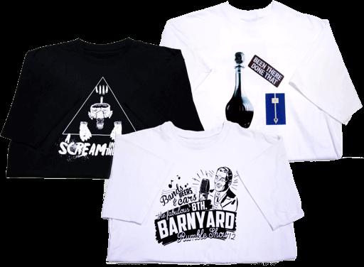 t-shirt-tryk-barnyrad